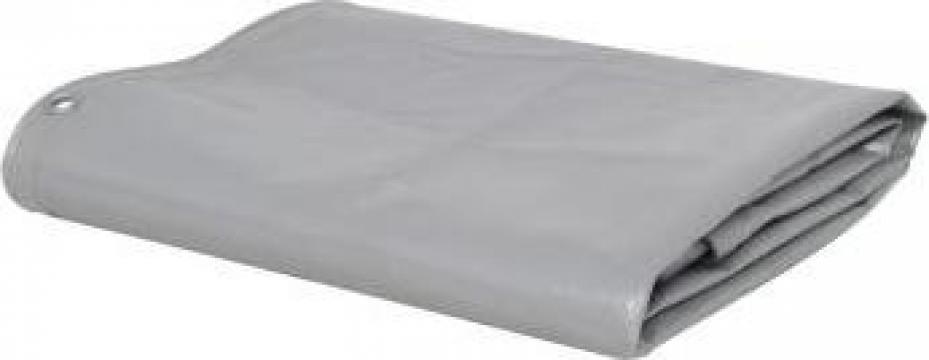 Prelata, gri, 1,5 x 6 m, 650 g / m� de la Vidaxl