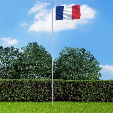 Steag Franta, 90 x 150 cm de la Vidaxl