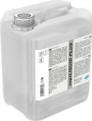 Dezinfectant pentru maini - Sept Liquid Plus 5 litri de la Maxwind Srl