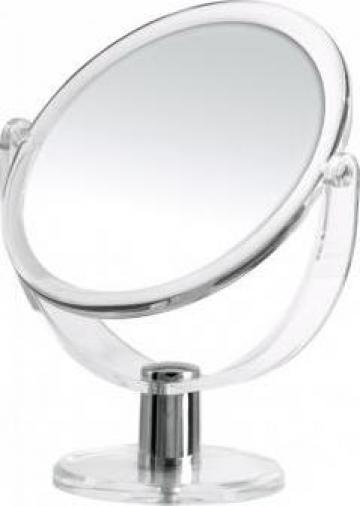 Oglinda cosmetica Kida Ridder de masa diametru 13.5cm 2 fete de la Davo Pro Company Srl