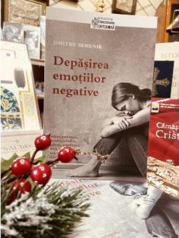 Carte, Depasirea emotiilor negative de la Candela Criscom Srl.