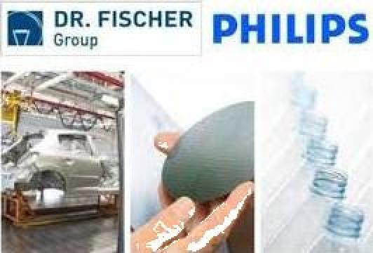 Lampi de incalzire cu infrarosu Philips / DrFischer IRK de la Sfera Global Trading Srl