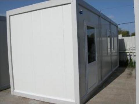 Container modular de la Sc Media Steel Srl
