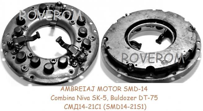 Ambreiaj motor SMD-14, combina Niva SK-5, Buldozer DT-75 de la Roverom Srl