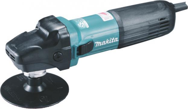 Masina de slefuit cu disc Makita 1400W 125mm SA5040C de la Furitech Srl