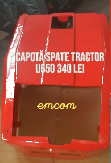 Capota rezervor tractor U650