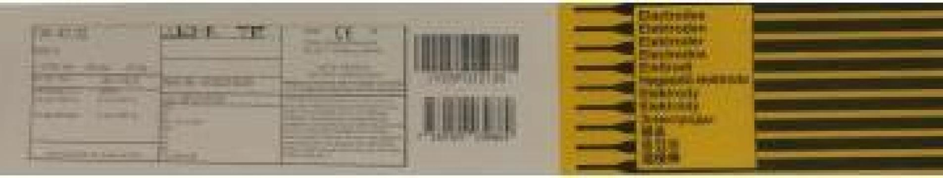 Electrozi rutilici OK 43.32, Esab, otel, 2.5x350mm, 4.8 kg de la Sudometal Srl
