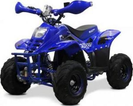 Jucarie ATV electric eco Bigfoot 800W 36V baterie detasabila