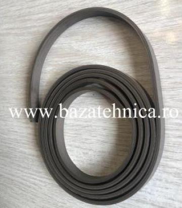 Banda teflon cu bronz 12x3x1700 mm de la Baza Tehnica Alfa Srl