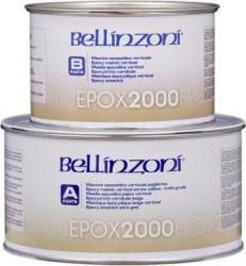 Mastic Epox 2000 crem solid + catalizator special kg 2.350 de la Maer Tools