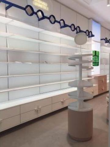 Mobilier farmaceutic Sensiblu Refresh 2021 de la Landscape