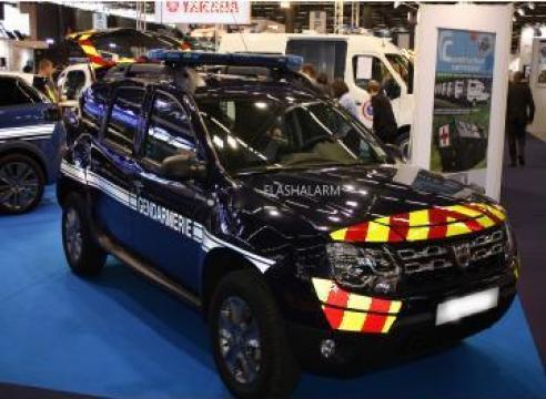 Autospeciala de jandarmerie Duster C 301 Vega