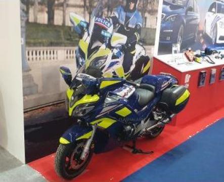 Motocicleta politie S 32 de la Flashalarm Electric