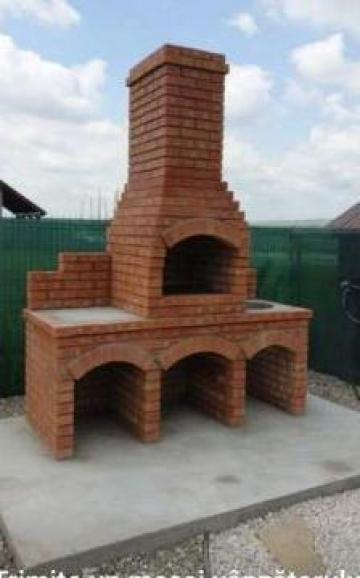 Gratar barbeque pentru exterior