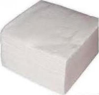 Servetele albe 25x25cm de la Cosept Srl