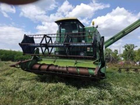 Combina agricola John Deere 1075 Hydro 4 de la