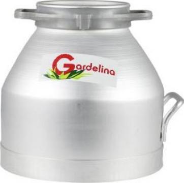 Bidon din aluminiu pentru lapte 20 litri