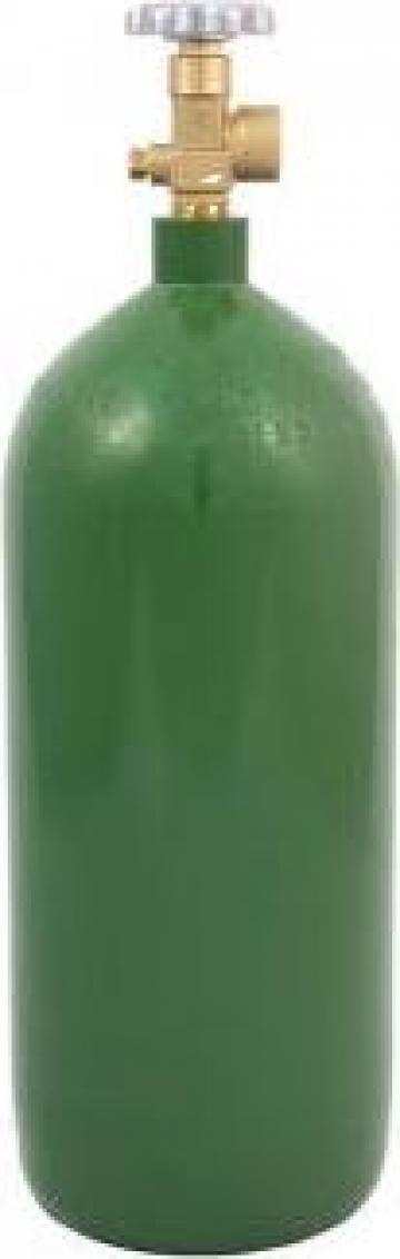 Butelie de azot de la Rku Union Srl