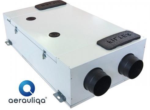 Centrala de ventilatie tavan Aerauliqa QR180
