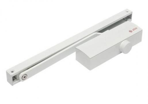 Amortizor usa, cu sina max 85kg, alb 8033w de la Lax Tek