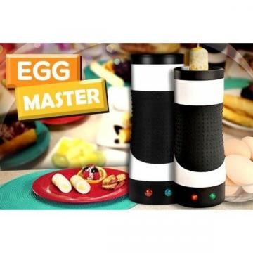 Aparat pentru preparat omleta pe bat Egg Master