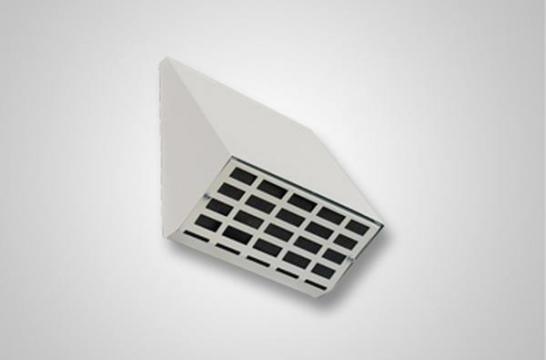 Atenuator zgomot grila ventilatie Aerauliqa TRM 100 Pro