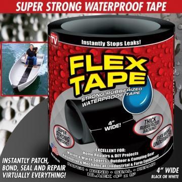 Banda reparatoare super adeziva Flex Tape