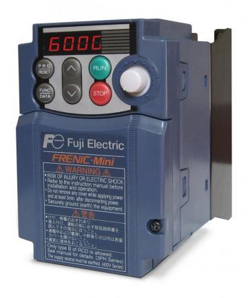 Convertizor de frecventa - Fuji Mini C2, 3.7Kw/9A, 3 faze de la Lax Tek