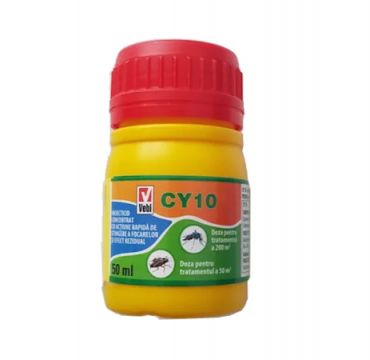 Insecticid CY 10 50ml