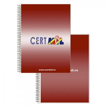 Caiete personalizate CP007 de la Apia Prest Srl