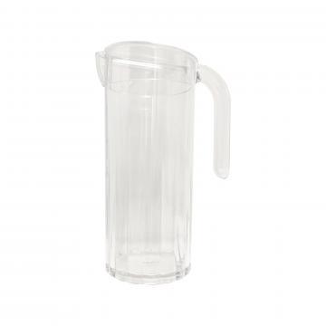 Carafa cu capac plastic reutilizabil de la GM Proffequip Srl