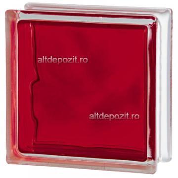 Caramida sticla rosu de la Altdepozit Srl