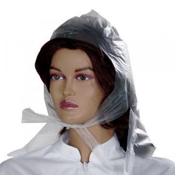 Casca cosmetica pentru suvite, LDPE transparenta, 38x52cm
