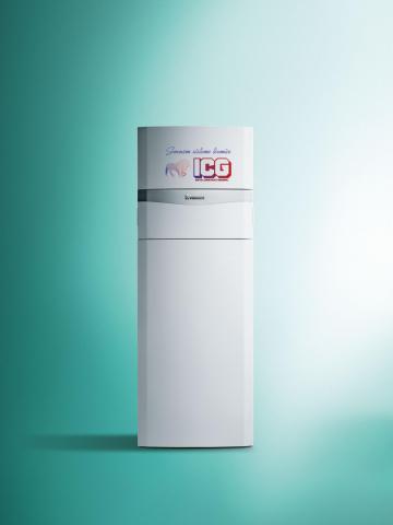 Centrala termica in condensatie Vaillant EcoCompact VSC INT de la ICG Center