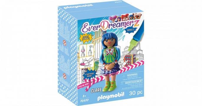 Jucarie Clare Comic World Playmobil 70477