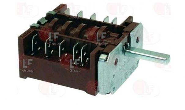 Comutator (selector) 0-2 pozitii EGO 42.044000.03 de la Kalva Solutions Srl
