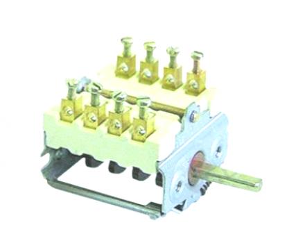 Comutator selector cu 4 pozitii (0-1-0-1) de la Kalva Solutions Srl