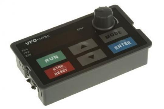 Consola programare VFD-E KPE-LE02 detasabila