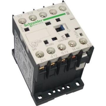 Contactor Telemecanique 4kW 400V 24V 5 de la Kalva Solutions Srl
