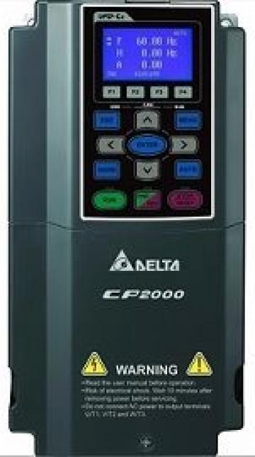 Convertizor frecventa VFD040CP4EA-21 4Kw / 10.5A
