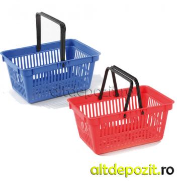 Cos cumparaturi plastic K361545 de la Altdepozit Srl