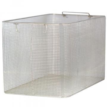 Cos sterilizare din otel inox 500x300x300mm (1 bucata) de la Sirius Distribution Srl