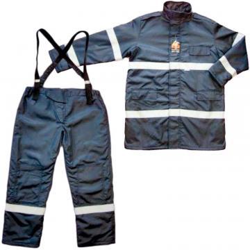 Costum de protectie pompieri, Nomex, cu membrana profilata