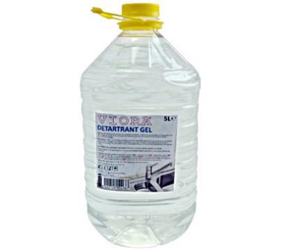 Detartrant gel 5litri PET