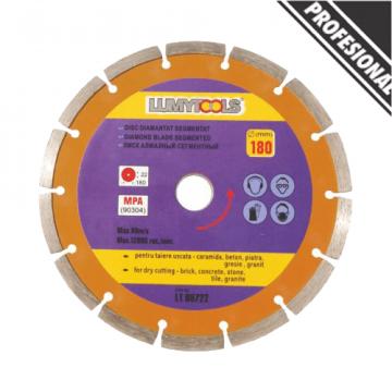 Disc diamantat debitat caramida LT08720