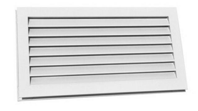 Grila usa Door transfer grid TR 600x150mm
