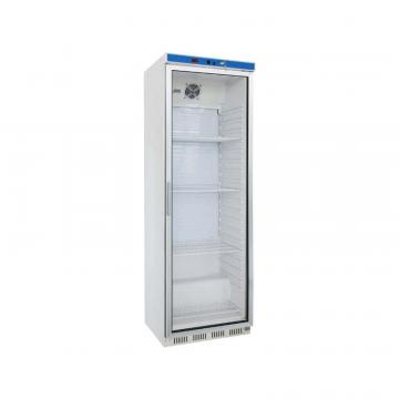 Dulap frigorific refrigerare ventilat cu geam Saro HK 400 GD de la GM Proffequip Srl