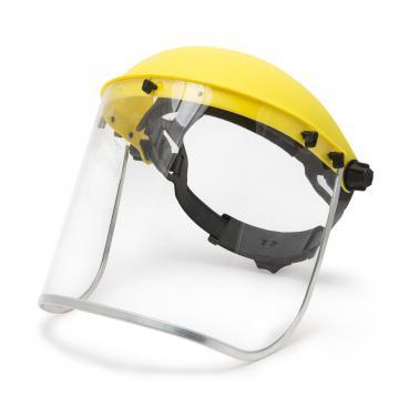 Ecran de protectie faciala integrala din plexi si banderola de la On Price Market Srl
