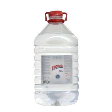 Gel alcoolic pentru maini PET IGel Blue 5 litri de la Ekomax International Srl