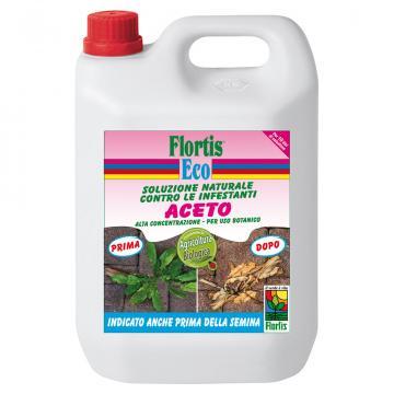 Erbicid bio - acid acetic concentrat 5l de la Impotrivadaunatorilor.ro